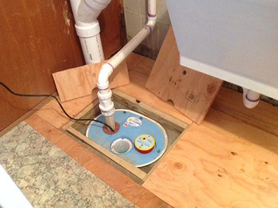 sump pump maintenance